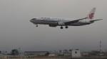 Take51さんが、仙台空港で撮影した中国国際航空 737-8Q8の航空フォト(写真)