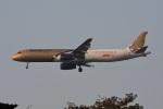 Kilo Indiaさんが、チャトラパティー・シヴァージー国際空港で撮影したガルフ・エア A321-231の航空フォト(写真)