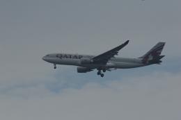 ケイゴさんが、関西国際空港で撮影したカタール航空 A330-202の航空フォト(飛行機 写真・画像)