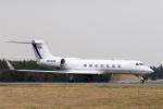 banshee02さんが、成田国際空港で撮影したグランド・ウェアハウス G-V-SP Gulfstream G550の航空フォト(写真)