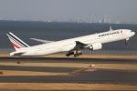 mototripさんが、羽田空港で撮影したエールフランス航空 777-328/ERの航空フォト(写真)