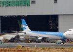 龍田航空さんが、台湾桃園国際空港で撮影したエバー航空 A330-203の航空フォト(写真)