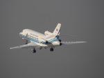 yamahigashiさんが、那覇空港で撮影した海上保安庁 Falcon 900の航空フォト(写真)