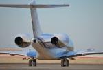 IL-18さんが、羽田空港で撮影した不明 BD-700-1A11 Global 5000の航空フォト(写真)