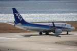 徳兵衛さんが、関西国際空港で撮影した全日空 737-781の航空フォト(写真)