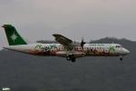 妄想竹さんが、台北松山空港で撮影した立栄航空 ATR-72-600の航空フォト(写真)