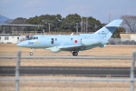 M.Ochiaiさんが、新田原基地で撮影した航空自衛隊 U-125A (BAe-125-800SM)の航空フォト(写真)