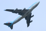 中村 昌寛さんが、新千歳空港で撮影した大韓航空 747-4B5の航空フォト(写真)