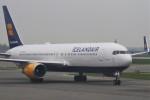 masa707さんが、アムステルダム・スキポール国際空港で撮影したアイスランド航空 767-319/ERの航空フォト(写真)