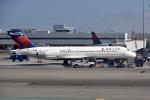 cornicheさんが、ロサンゼルス国際空港で撮影したデルタ航空 717-231の航空フォト(写真)