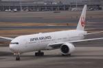けいとパパさんが、羽田空港で撮影した日本航空 777-346/ERの航空フォト(写真)
