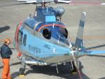 mori15moriさんが、名古屋飛行場で撮影した愛知県警察 A109E Powerの航空フォト(写真)