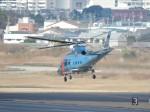 mori15moriさんが、名古屋飛行場で撮影した兵庫県警察 A109E Powerの航空フォト(写真)