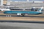 シュウさんが、羽田空港で撮影したキャセイパシフィック航空 777-367/ERの航空フォト(写真)