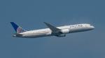 2wmさんが、シンガポール・チャンギ国際空港で撮影したユナイテッド航空 787-9の航空フォト(写真)