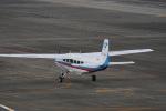 神宮寺ももさんが、名古屋飛行場で撮影した共立航空撮影 208B Grand Caravanの航空フォト(写真)