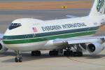 yabyanさんが、中部国際空港で撮影したエバーグリーン航空 747-230Fの航空フォト(飛行機 写真・画像)
