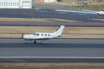 たにやん99さんが、高松空港で撮影した日本個人所有 PA-46-350P Malibu Mirageの航空フォト(写真)