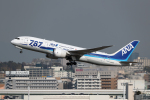 AkiChup0nさんが、伊丹空港で撮影した全日空 787-8 Dreamlinerの航空フォト(写真)