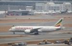 zero1さんが、香港国際空港で撮影したエチオピア航空 787-8 Dreamlinerの航空フォト(写真)
