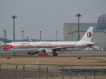 とりてつさんが、成田国際空港で撮影した中国東方航空 A321-211の航空フォト(写真)