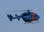 とりてつさんが、成田国際空港で撮影した千葉県警察 BK117C-1の航空フォト(写真)