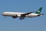 JRF spotterさんが、成田国際空港で撮影したパキスタン国際航空 777-2Q8/ERの航空フォト(写真)