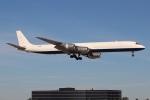 JRF spotterさんが、マイアミ国際空港で撮影したペルビアン航空 DC-8-73CFの航空フォト(写真)