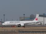とりてつさんが、成田国際空港で撮影した日本航空 787-9の航空フォト(写真)