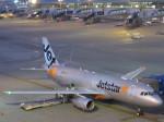 くまのんさんが、中部国際空港で撮影したジェットスター・ジャパン A320-232の航空フォト(写真)