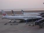 くまのんさんが、中部国際空港で撮影した日本航空 777-246/ERの航空フォト(写真)