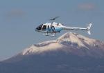 紫尾山さんが、鹿児島空港で撮影したベルヘリコプター 505 Jet Ranger Xの航空フォト(写真)