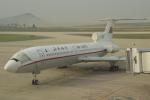 海馬沢瀬戸さんが、平壌・順安国際空港で撮影した高麗航空 Tu-154Bの航空フォト(写真)
