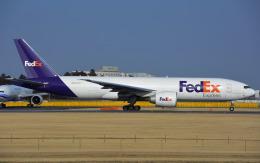 なかよし号さんが、成田国際空港で撮影したフェデックス・エクスプレス 777-FS2の航空フォト(写真)