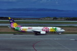 kumagorouさんが、那覇空港で撮影したスカイネットアジア航空 737-43Qの航空フォト(写真)