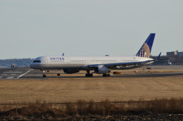 JMBResonaさんが、ロナルド・レーガン・ワシントン・ナショナル空港で撮影したユナイテッド航空 757-324の航空フォト(飛行機 写真・画像)