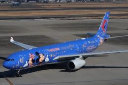 らむえあたーびんさんが、羽田空港で撮影した中国東方航空 A330-343Xの航空フォト(飛行機 写真・画像)