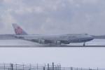 かずまっくすさんが、新千歳空港で撮影したチャイナエアライン 747-409の航空フォト(写真)