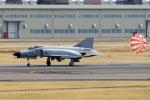yabyanさんが、名古屋飛行場で撮影した航空自衛隊 F-4EJ Kai Phantom IIの航空フォト(飛行機 写真・画像)