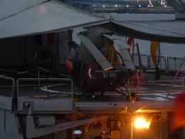 晴海客船ターミナルで撮影された晴海客船ターミナルの航空機写真