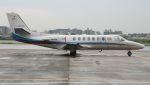 C.Hiranoさんが、伊丹空港で撮影した朝日新聞社 560 Citation Ultraの航空フォト(写真)
