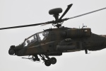 ユターさんが、築城基地で撮影した陸上自衛隊 AH-64Dの航空フォト(写真)