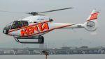 C.Hiranoさんが、舞洲ヘリポートで撮影した日本法人所有 EC120B Colibriの航空フォト(写真)