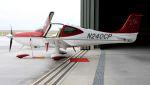 C.Hiranoさんが、神戸空港で撮影したCIRRUS DESIGN CORP SR22 GTSXの航空フォト(写真)