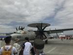 ユターさんが、岩国空港で撮影したアメリカ海軍 E-2D Advanced Hawkeyeの航空フォト(写真)