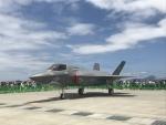 ユターさんが、岩国空港で撮影したアメリカ海兵隊 F-35B Lightning IIの航空フォト(写真)