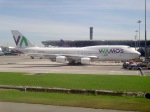 cornicheさんが、スワンナプーム国際空港で撮影したワモス・エア 747-419の航空フォト(飛行機 写真・画像)