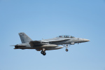 Takeshi90ssさんが、厚木飛行場で撮影したアメリカ海軍 F/A-18F Super Hornetの航空フォト(写真)