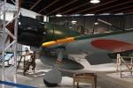 神宮寺ももさんが、あいち航空ミュージアムで撮影した日本海軍 Zero 52 Kou/A6M5aの航空フォト(写真)