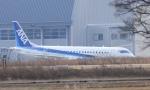 Aki-001さんが、名古屋飛行場で撮影した三菱航空機 MRJ90STDの航空フォト(写真)